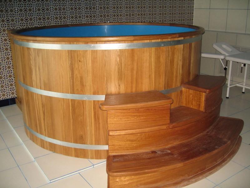 Как изготовить купель для бани своими руками?