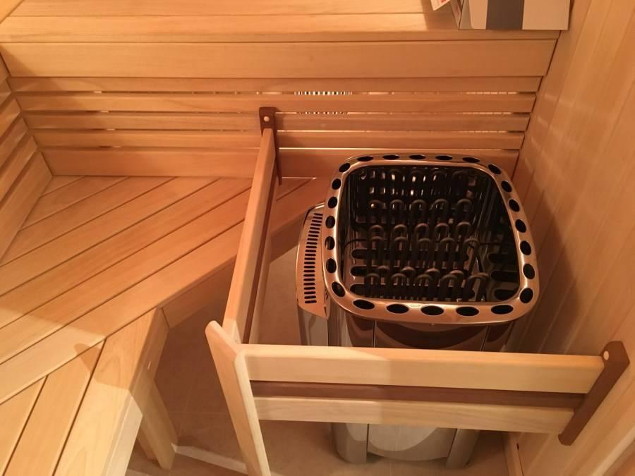 Как изготовить электрокаменку для сауны своими руками?