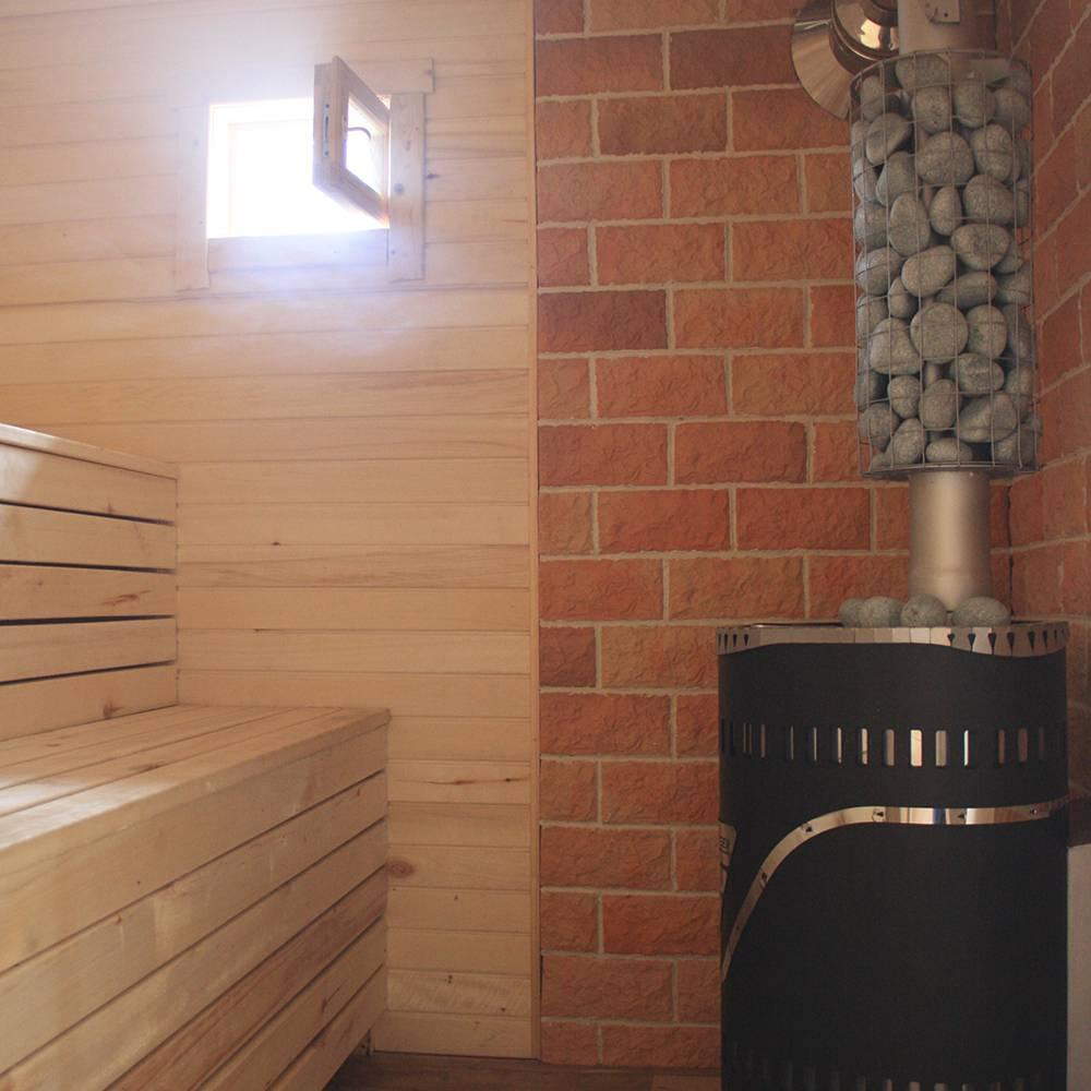 Как выбрать печь для бани на дровах: плюсы и минусы всех вариантов