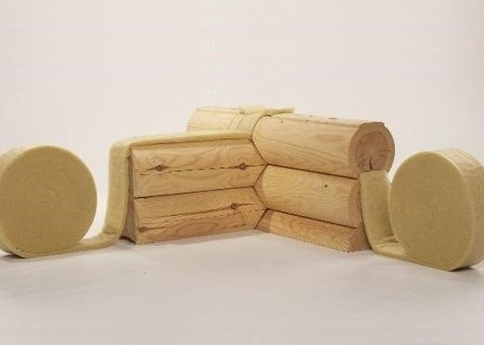 Ставим сруб или брус? межвенцовый утеплитель для бани: какой выбрать, какой лучше, природный или современный?