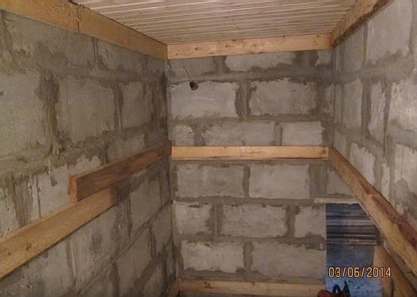 Построить баню из пеноблоков своими руками - пошаговая инструкция!