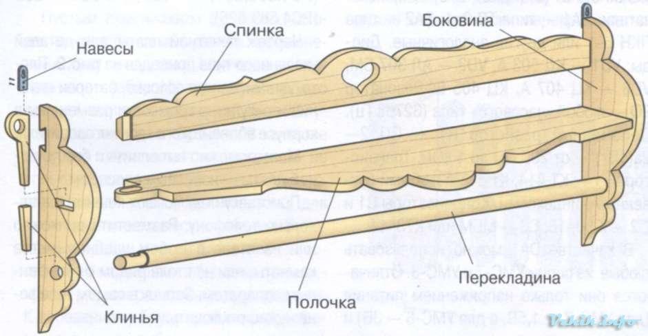 Напольная вешалка для одежды из дерева: разновидности и монтаж своими руками