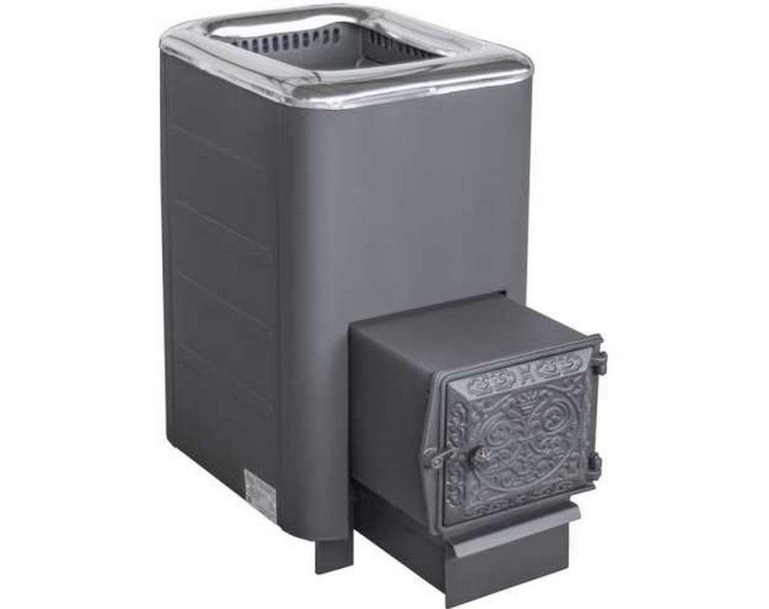 Изготовление и подключение печи для бани с теплообменником для воды
