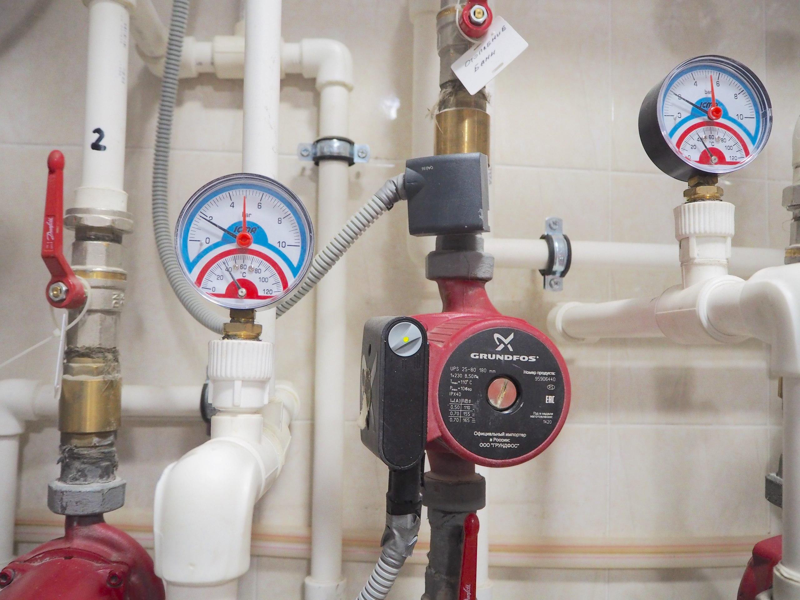 Как выбрать циркуляционный насос для системы отопления частного дома
