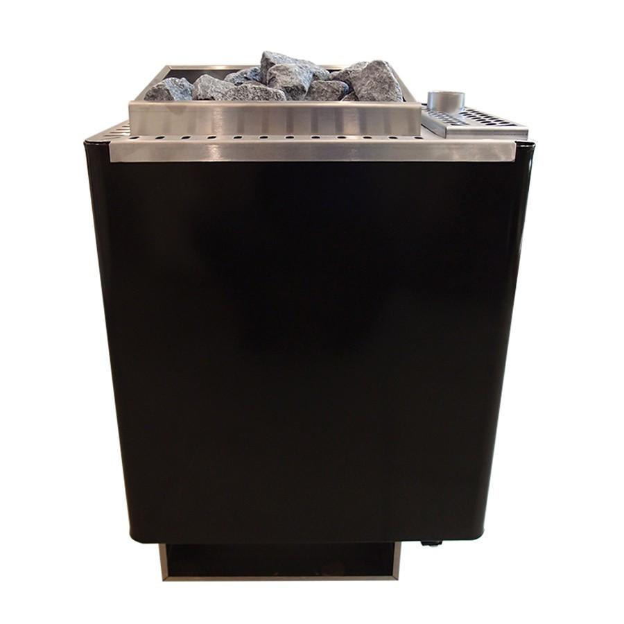 Печь электрическая для бани с парогенератором