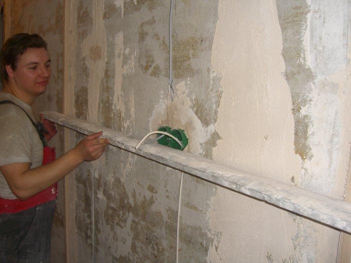 Как выровнять стены своими руками: пошаговое выравнивание стен гипсокартоном, 5 лучших производителей