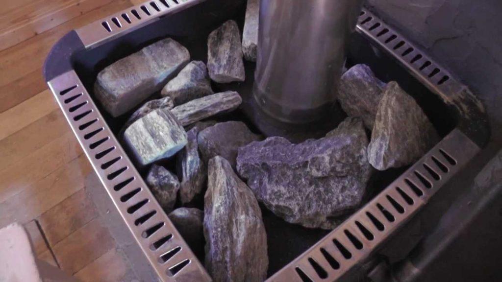 Как правильно уложить камни в банную печь: сколько нужно, алгоритм укладки, выбор камней