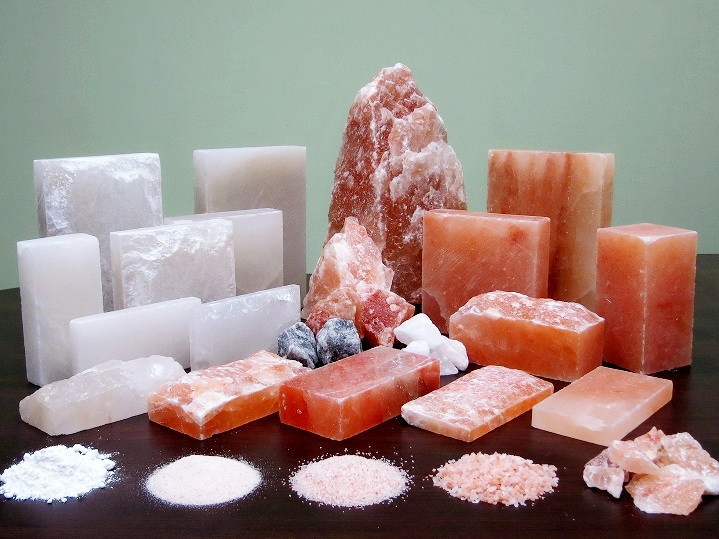 Гималайская соль для бани: как использовать её в парилке правильно