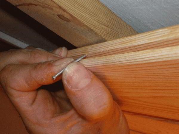 Подробная инструкция по обшивке потолка вагонкой - блог о строительстве