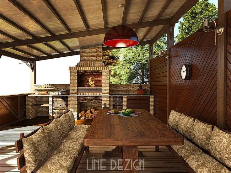 Проекты бани с комнатой отдыха и террасой: лучшие варианты с фото