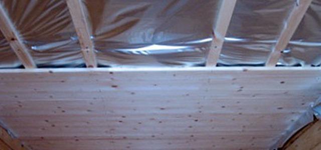 Устройство и установка каркасной перегородки в бане