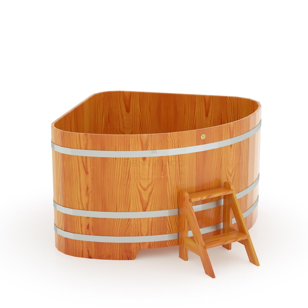 Деревянная купель для бани— лучший ваш выбор