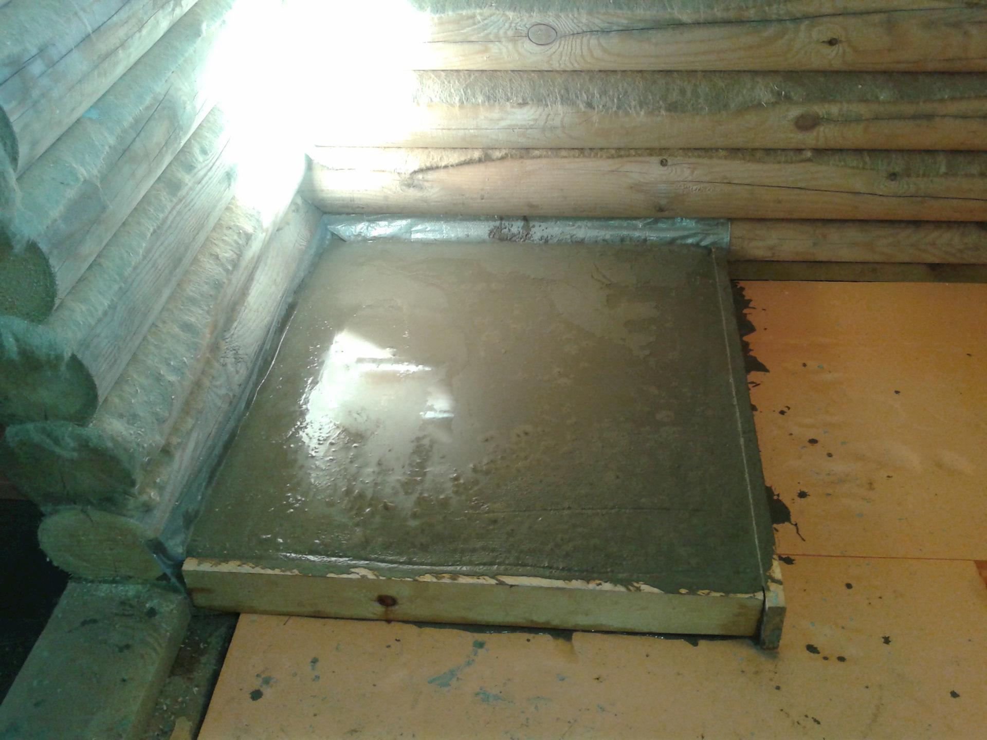 Монолитный плитный фундамент для бани: толщина, устройство, технология армирования и заливки