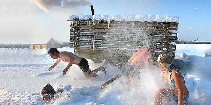 Польза русской бани для здоровья человека. ее история