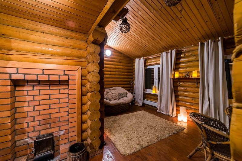 Современная русская баня - лучший источник энергии