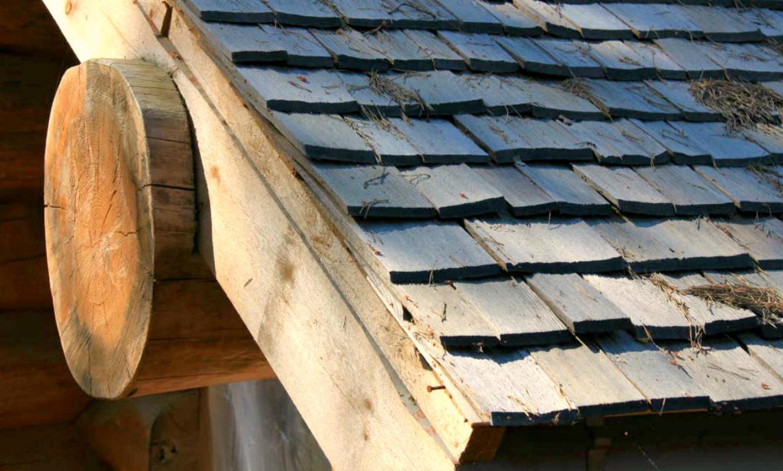 Тесовая крыша – кровля из теса и дранки