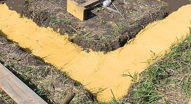 Какой песок нужен для подушки под фундамент: правильный выбор