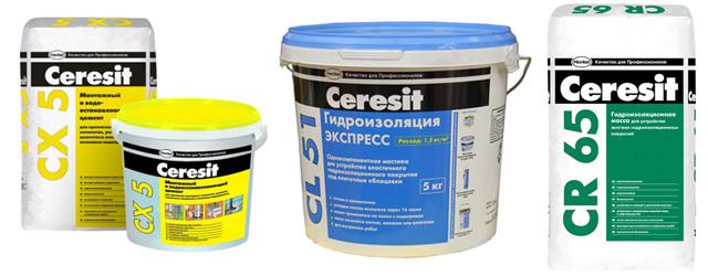 Церезит см 17 (ceresit): технические характеристики, расход, хранение