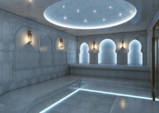 Проект турецкой бани