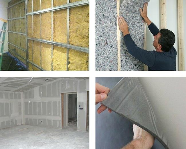 Рулонный утеплитель для стен: выбираем лучшую теплоизоляцию