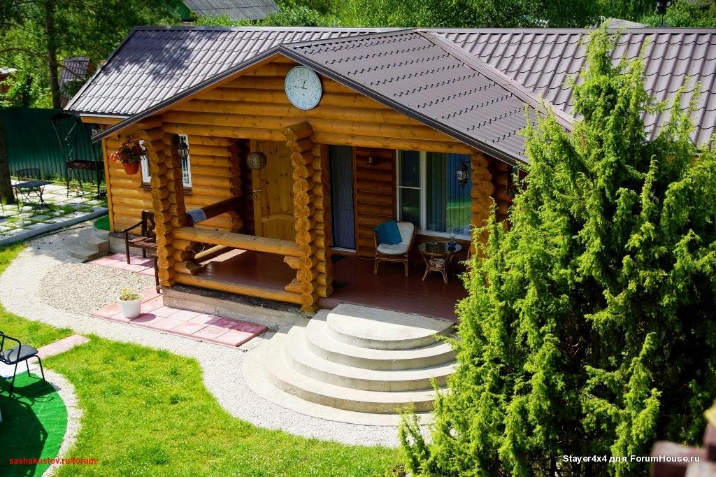 Баня на даче - пошаговая инструкция и простое описание как построить и где разместить баню (110 фото)