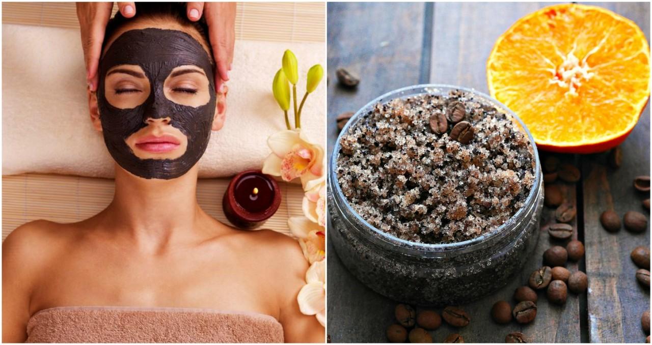 Маски для кожи лица в бане