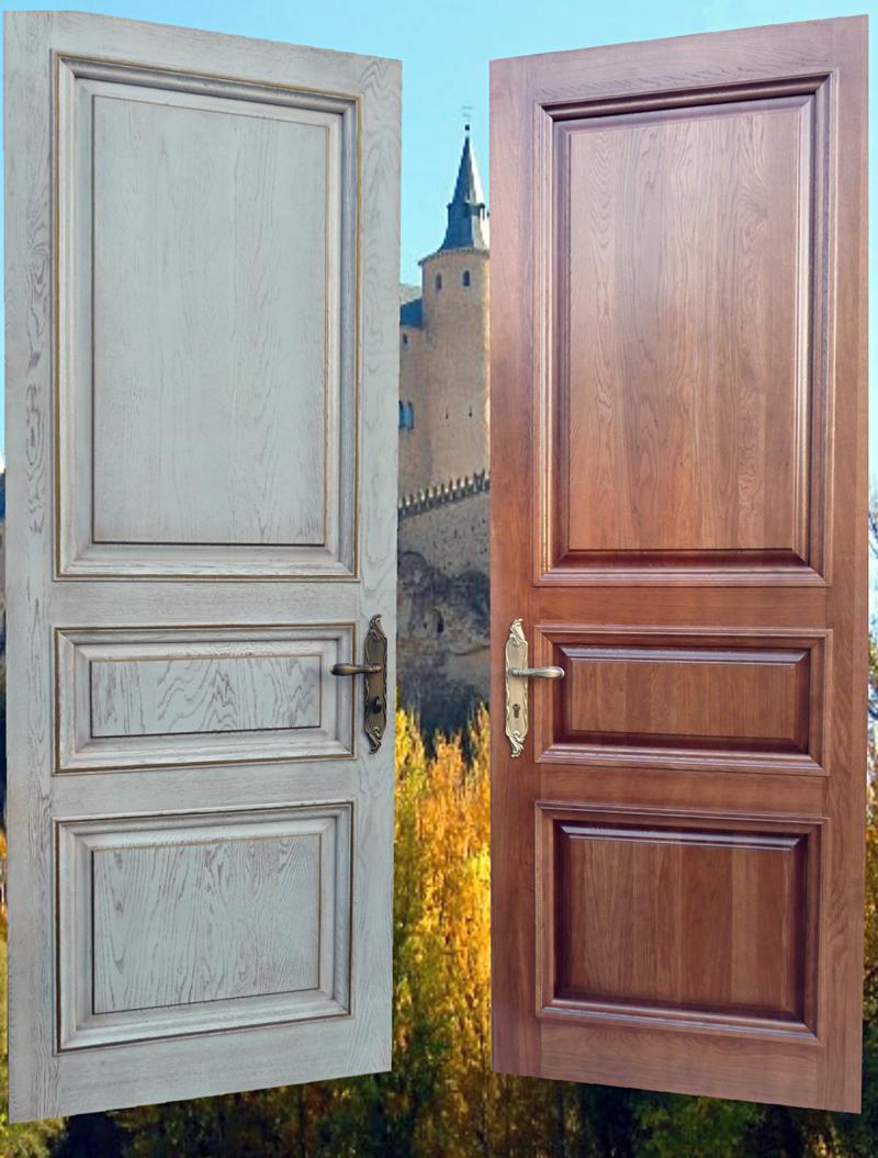 Как покрасить межкомнатные двери своими руками