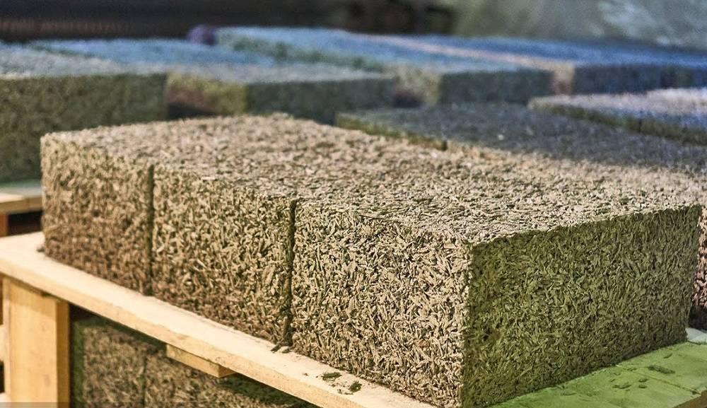 Арболитовые блоки - недостатки, технические характеристики, размеры, состав