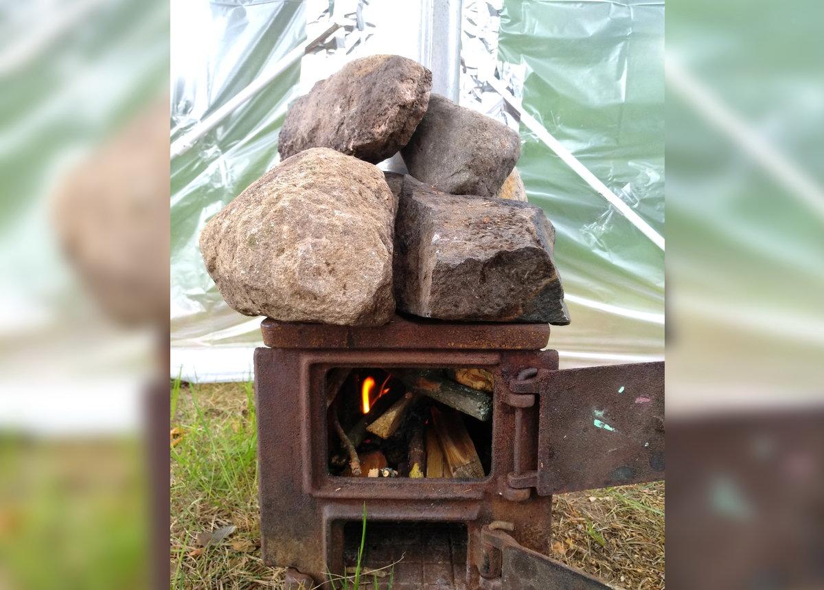 Даже в лесу можно ночевать с комфортом! сухотрубная система: «печка» для палатки своими руками