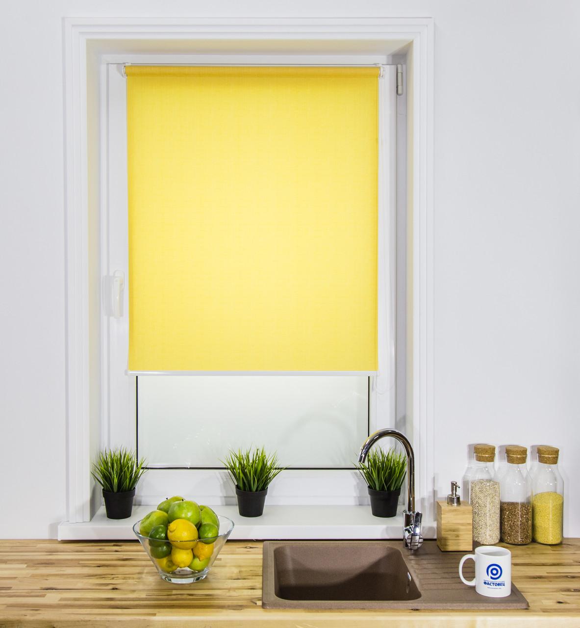 Рулонные шторы на пластиковые окна: 100+ фото идей в интерьере