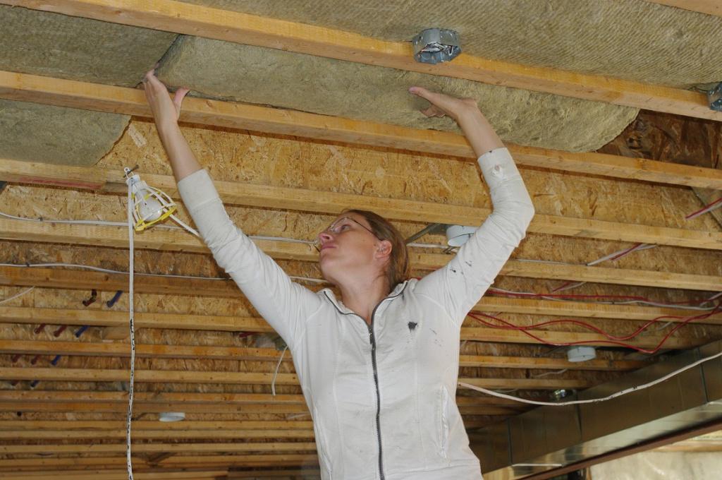 Потолок в парилке: виды перекрытий, подходящих для парной, описание, руководство о том, как сделать их своими руками