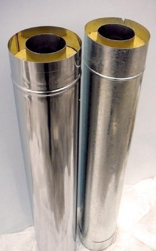 Разновидности дымоходов для бани и способы их выбора