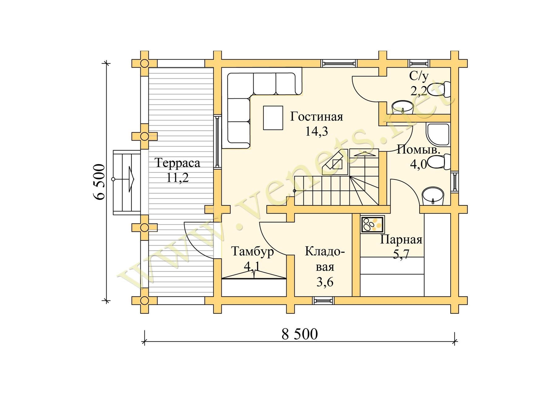 Проекты двухэтажных бань: основные преимущества и этапы строительства