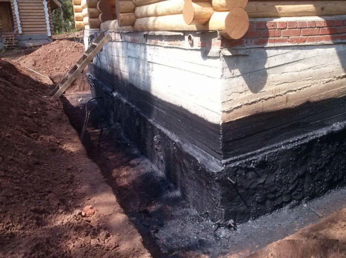 Гидроизоляция для бани с деревянными полами - строительство просто