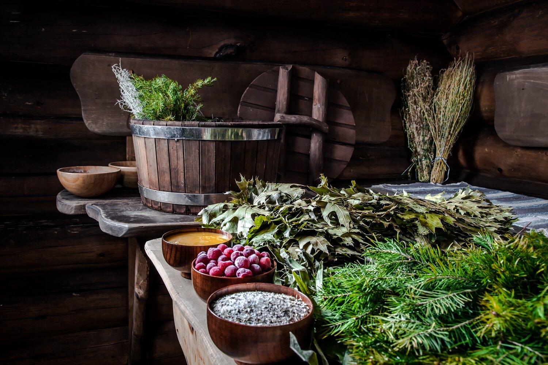 Травы для бани: какие полезны, какие настои заваривать для питья и для полива камней