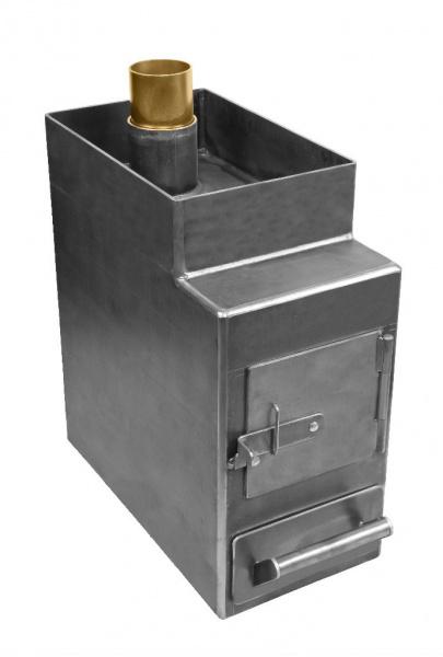 Варианты банных печей из металла и способы их изготовления своими руками.