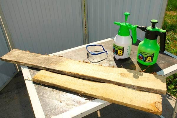 Чем обработать дерево от гниения и влаги: пропитки, народные средства, технология обработки