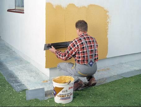Чем красить пенополистирол: можно ли покрасить краской, инструкция по покраске, видео и фото