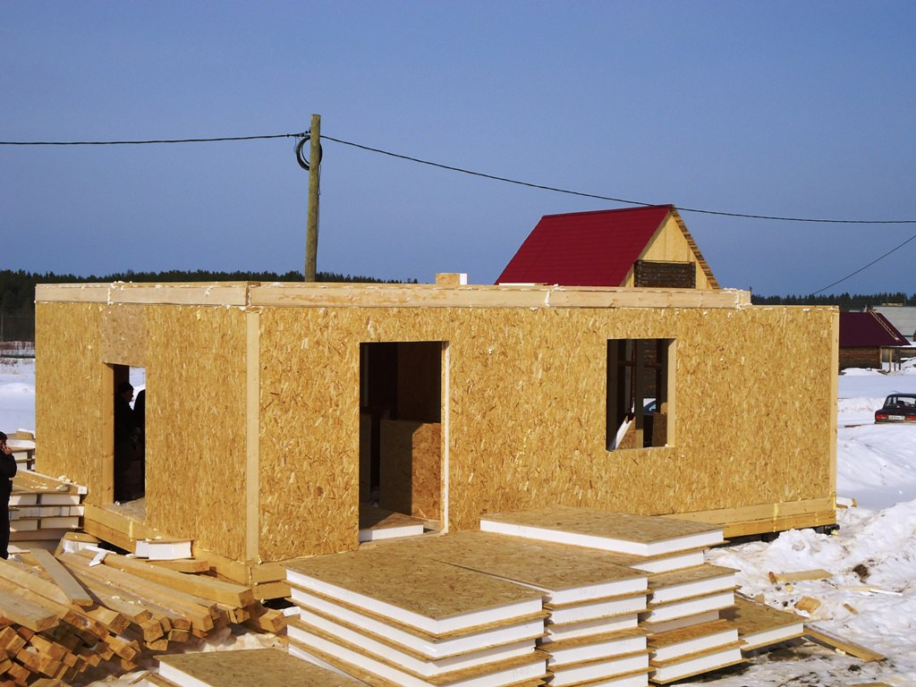 Дом из сип панелей отзывы владельцев, можно ли в нем жить, плюсы и минусы строительства