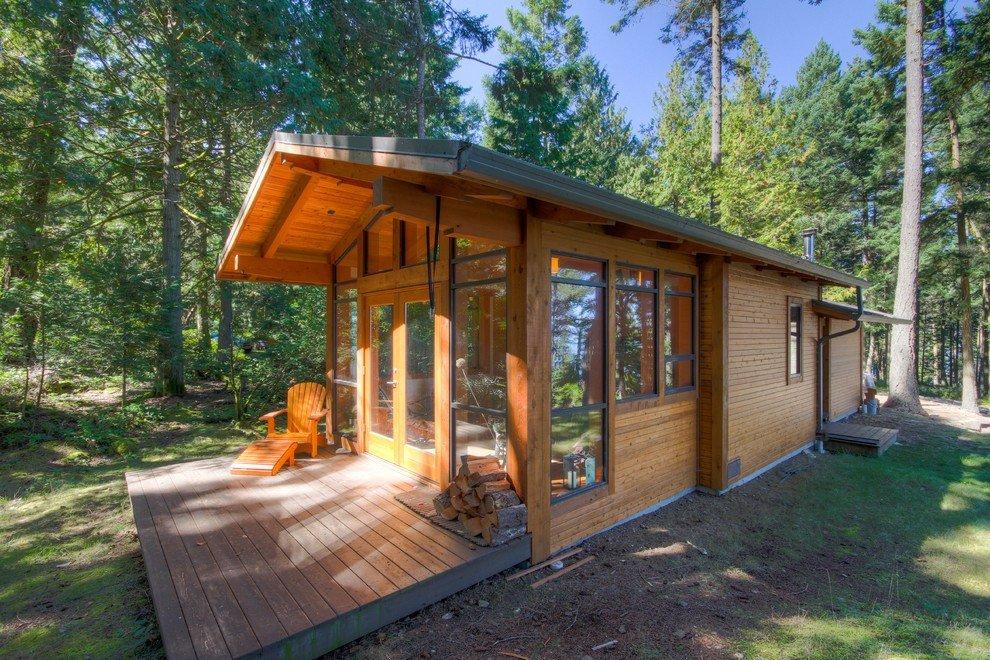 Проекты бани с беседкой под одной крышей — лучшие идеи для реализации