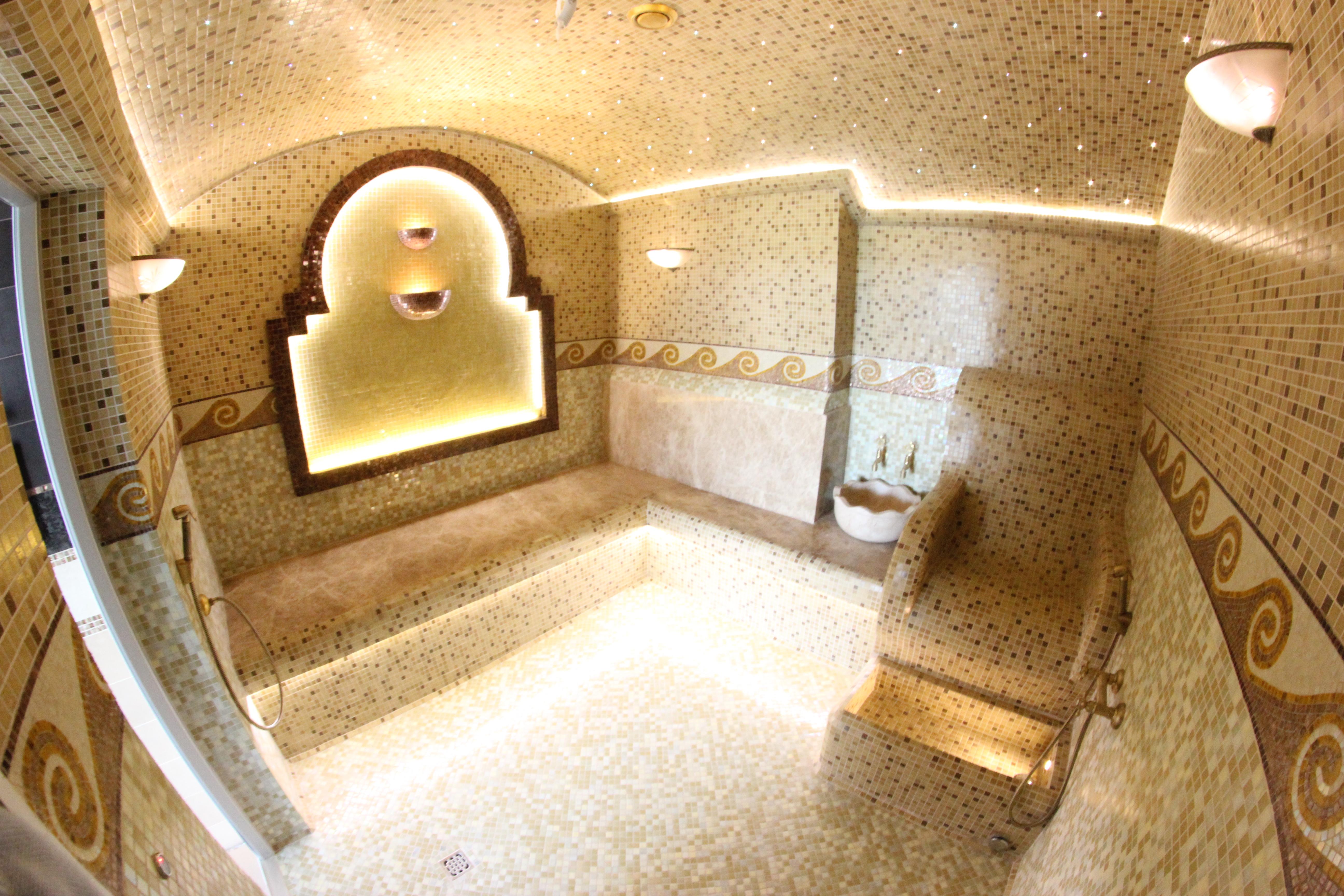 Хаммам - что это такое, особенности турецкой бани