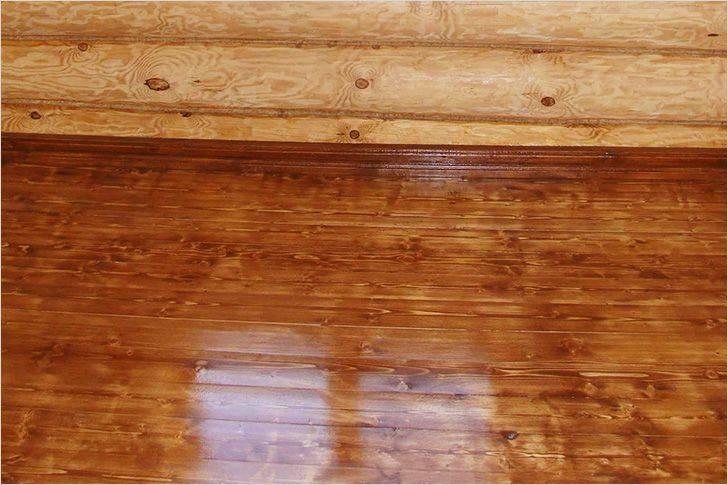 Чем лучше обработать деревянные полы. чем лучше защитить деревянные полы от гниения и грибка, способы и средства обработки