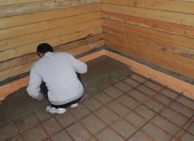 Как утеплить пол в бане с наименьшими затратами? лучшие материалы и технологии