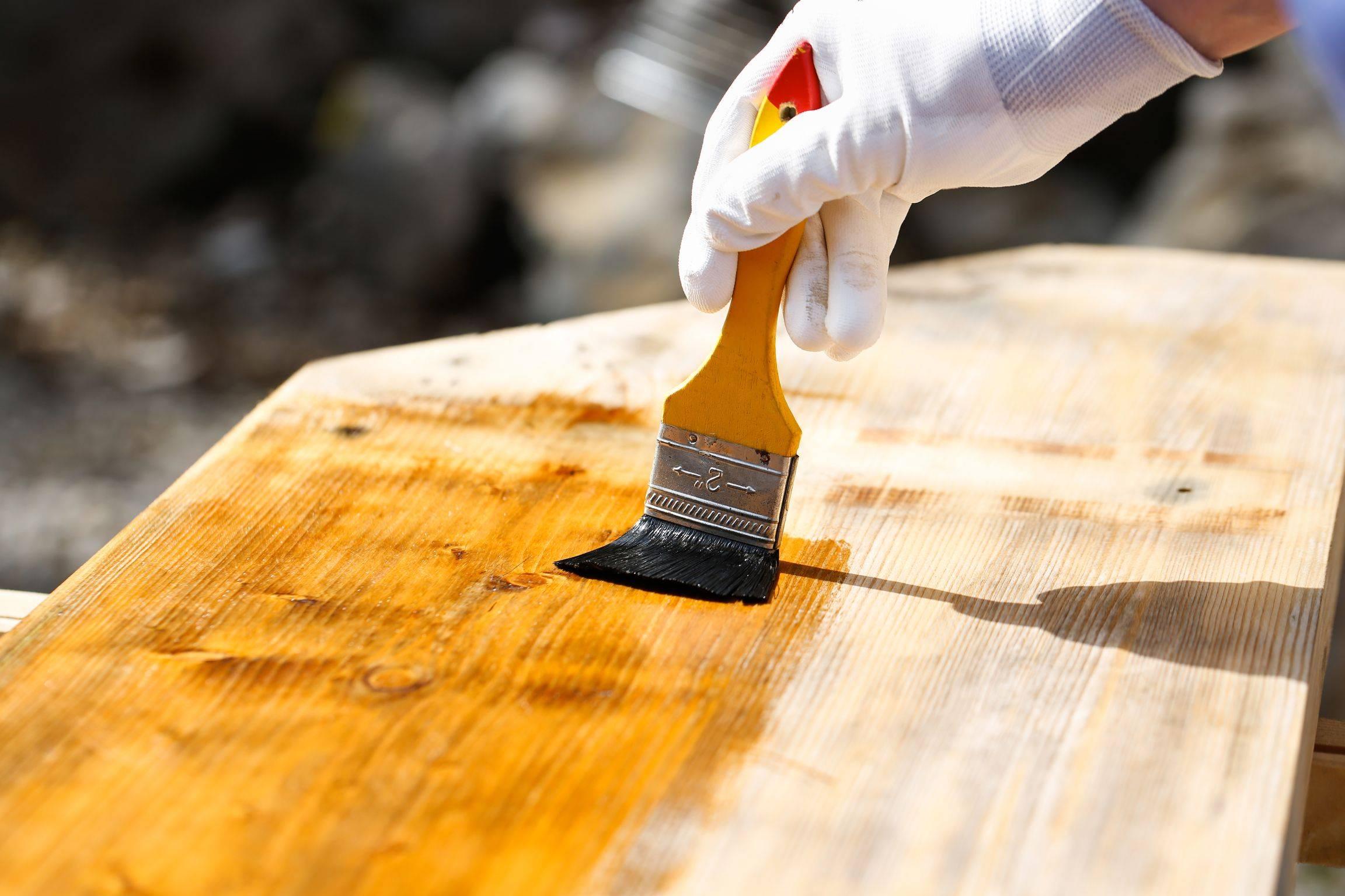 Масло для дерева: как обеспечить эффективную защиту