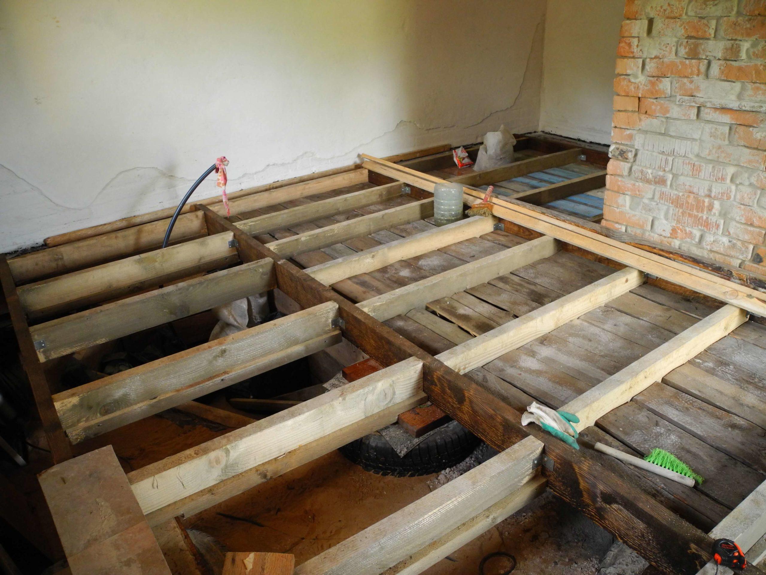 Ремонт деревянного дома своими руками, обновление стен, кровли, реставрация венцов