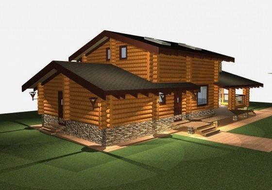 Можно ли сделать деревянную баню, пристроенную к дому? на сайте недвио