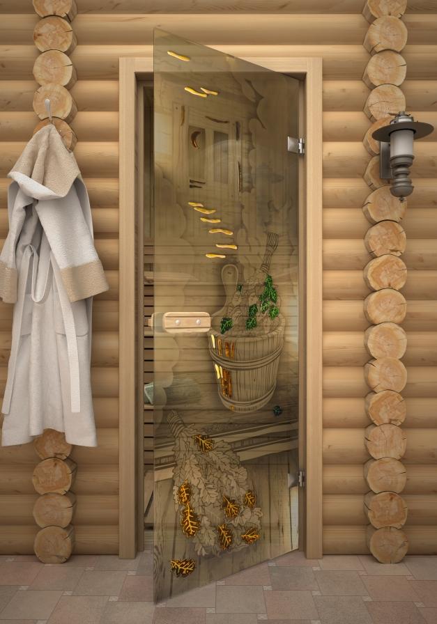 Как установить двери в парилку стеклянные – плюсы и минусы решения