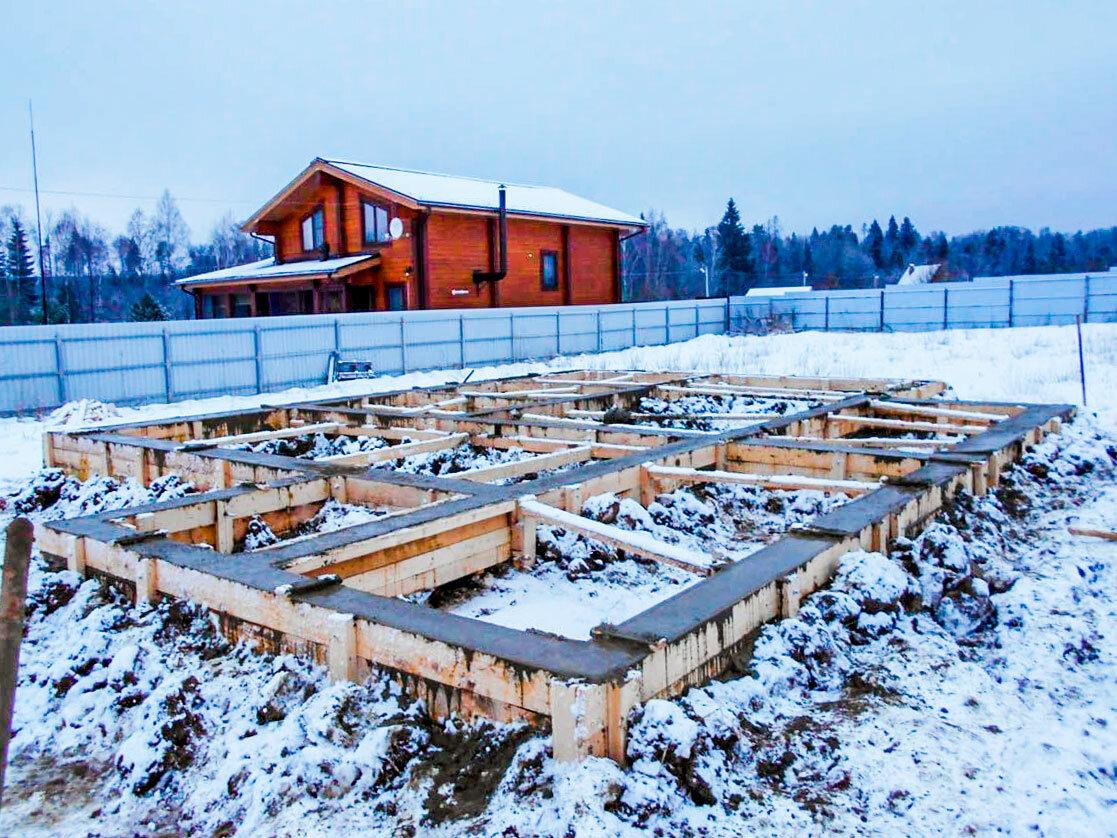 Дома из зимнего леса - правда о преимуществах зимней рубки для строительства домов
