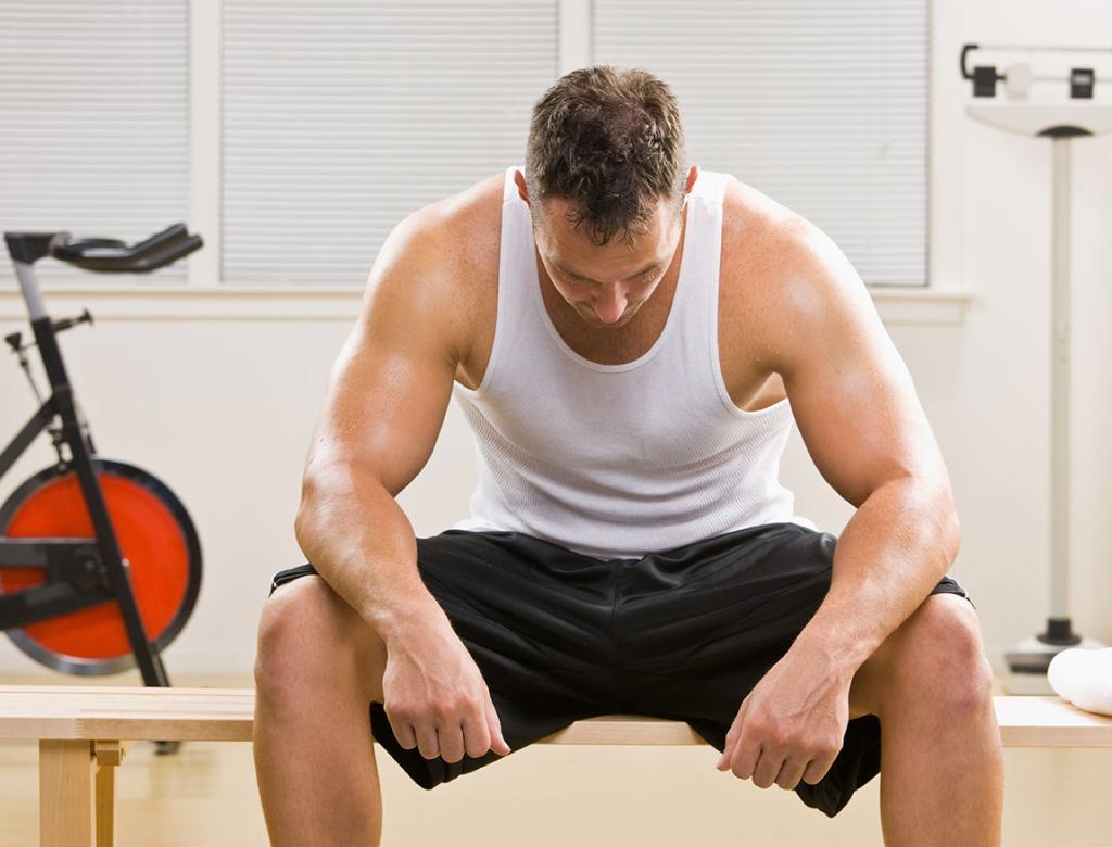 Сауна после тренировки — польза или вред