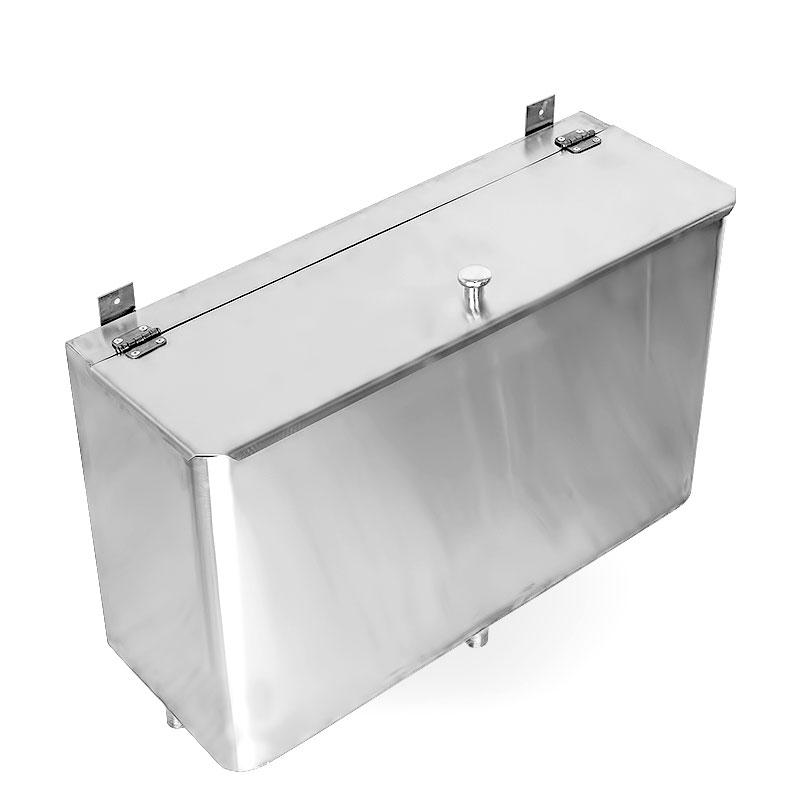 Металлический бак для воды в бане | строительство бани